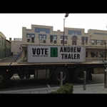 Vote 1 for Andrew Thaler, Independent for ‪Eden-Monaro